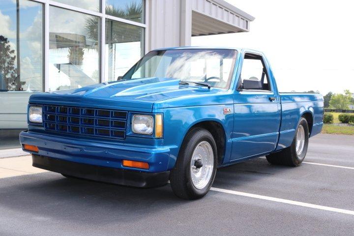 1982 chevrolet s 10