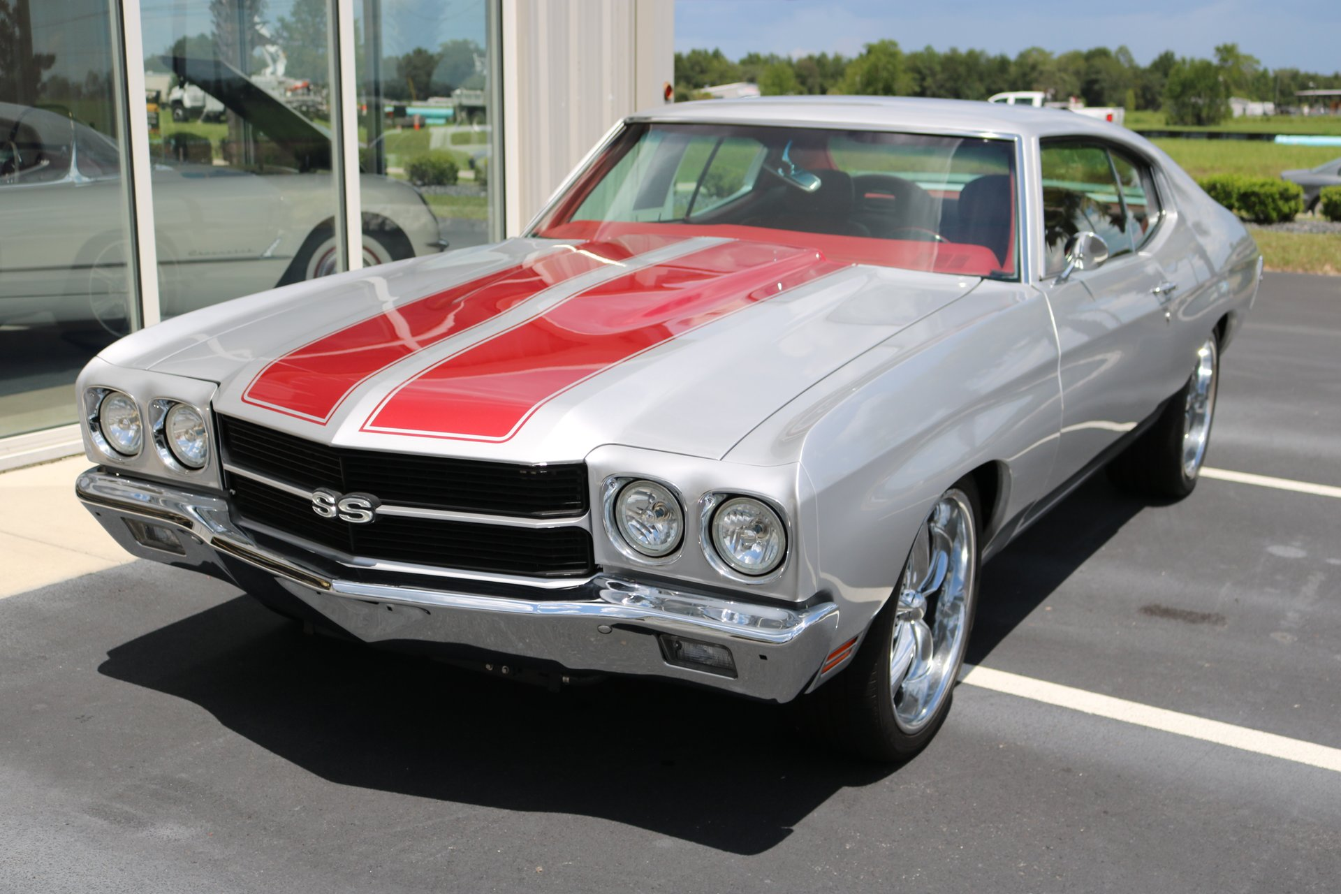 1970 chevrolet chevelle price reduced
