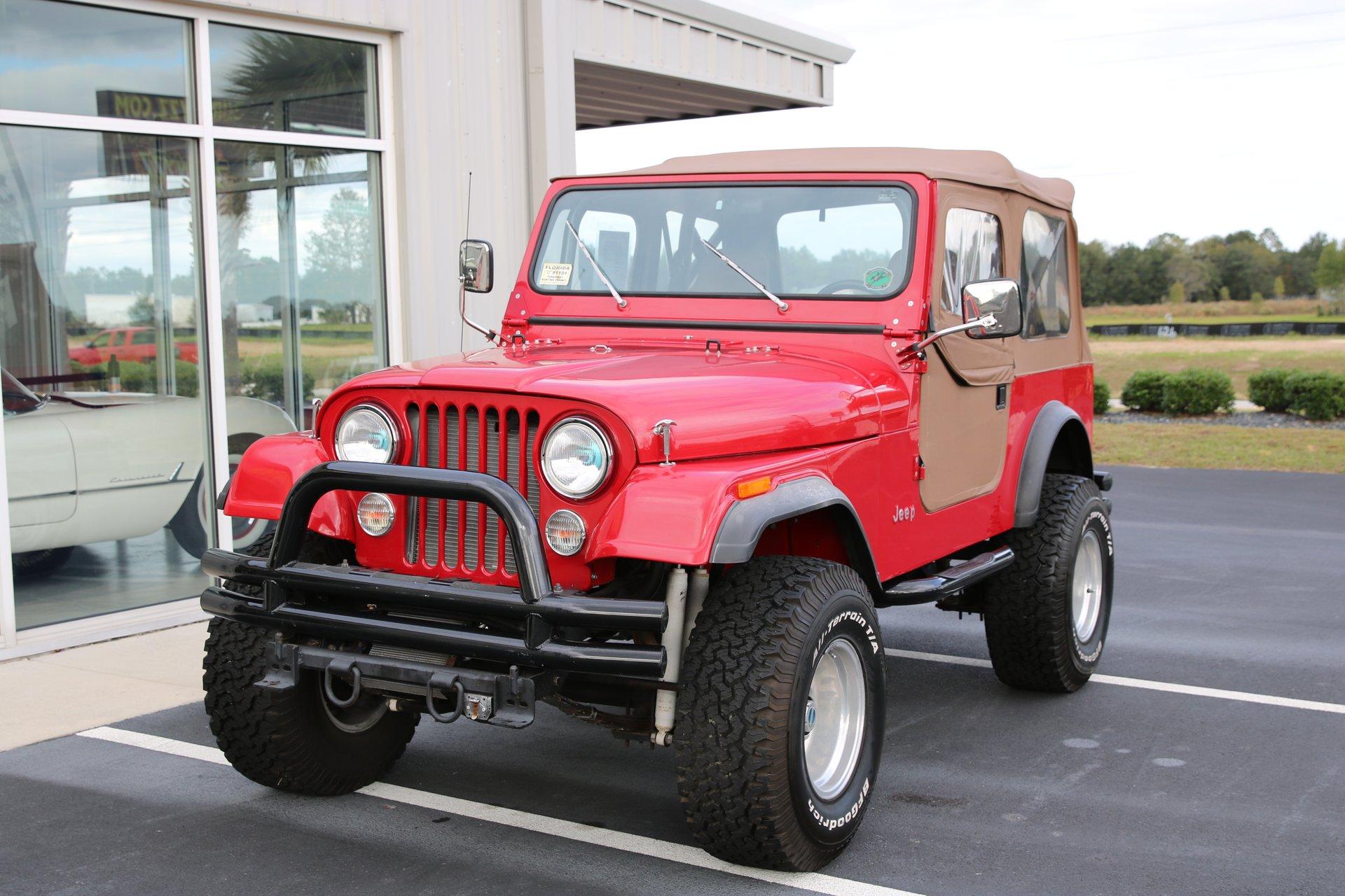 1984 amc jeep