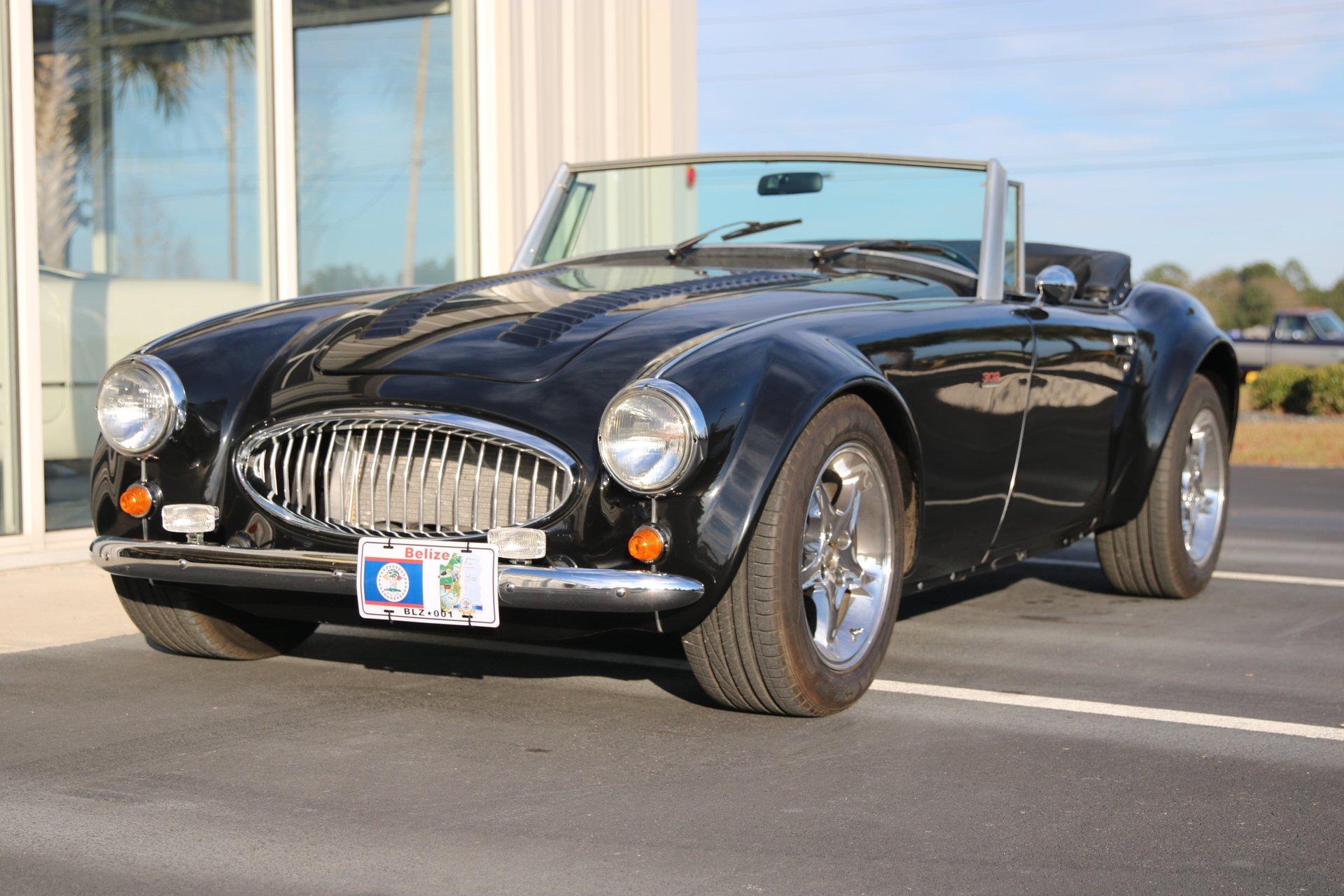 2000 austin healey sebring replica kit car