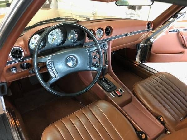 1972 Mercedes-Benz SLK350