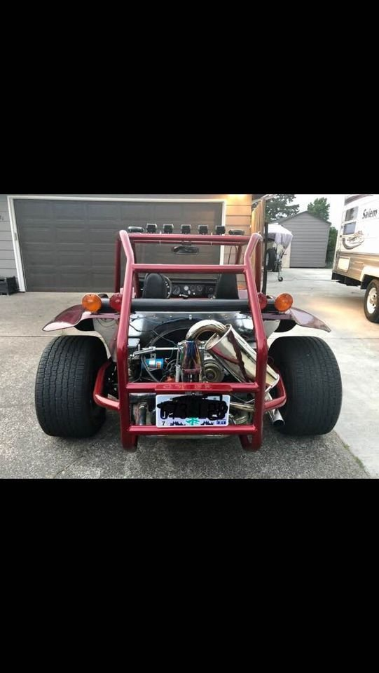 1965 Volkswagen Dune Buggy