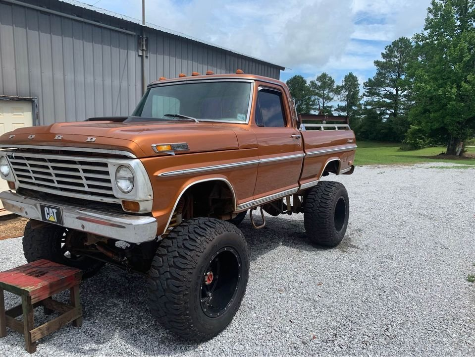 1969 Ford F150