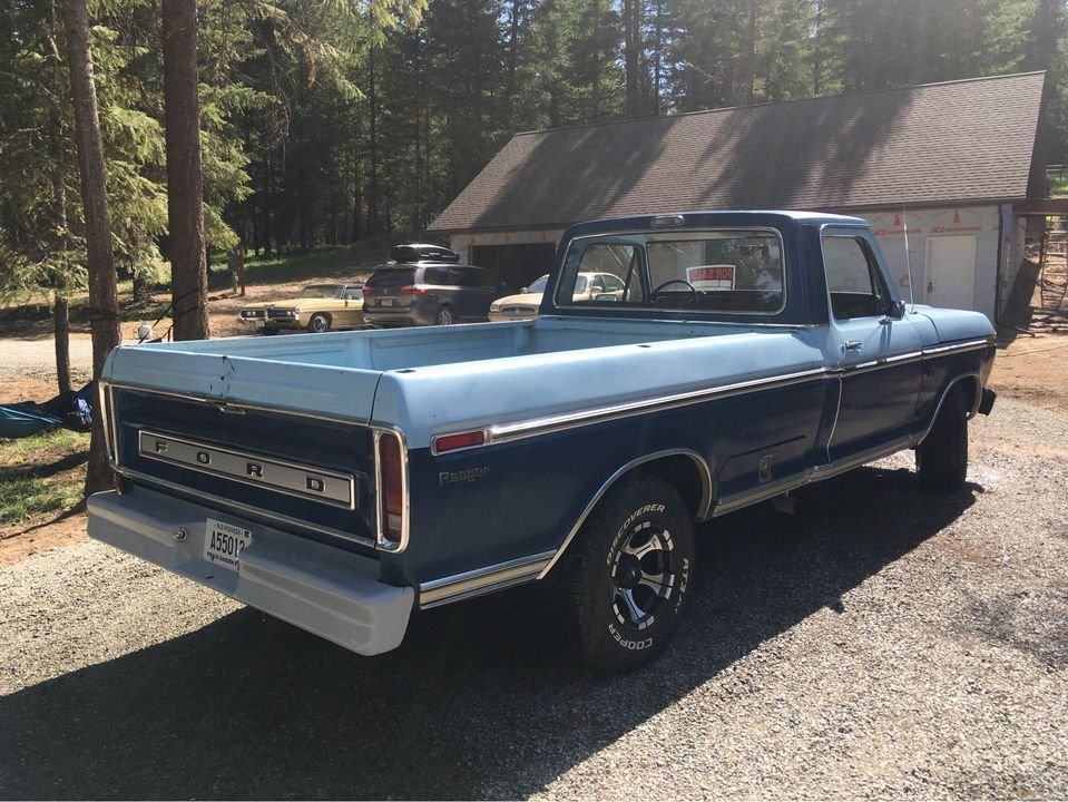 1974 Ford F150
