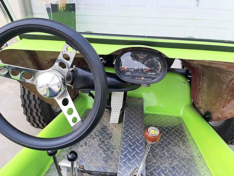 1970 Volkswagen Dune Buggy