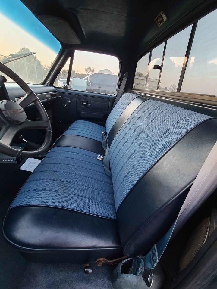 1984 Chevrolet K10