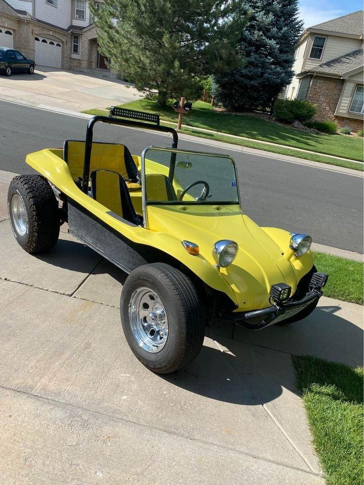 1984 Volkswagen Dune Buggy