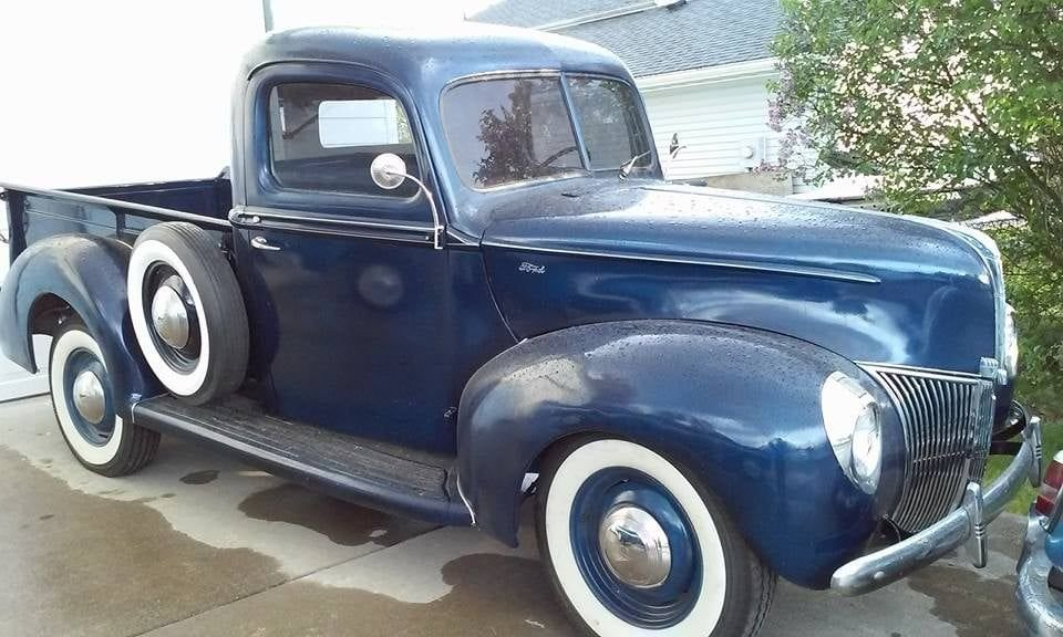 1940 ford f1