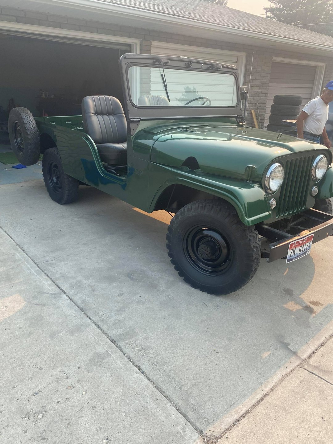 1965 Jeep Willys
