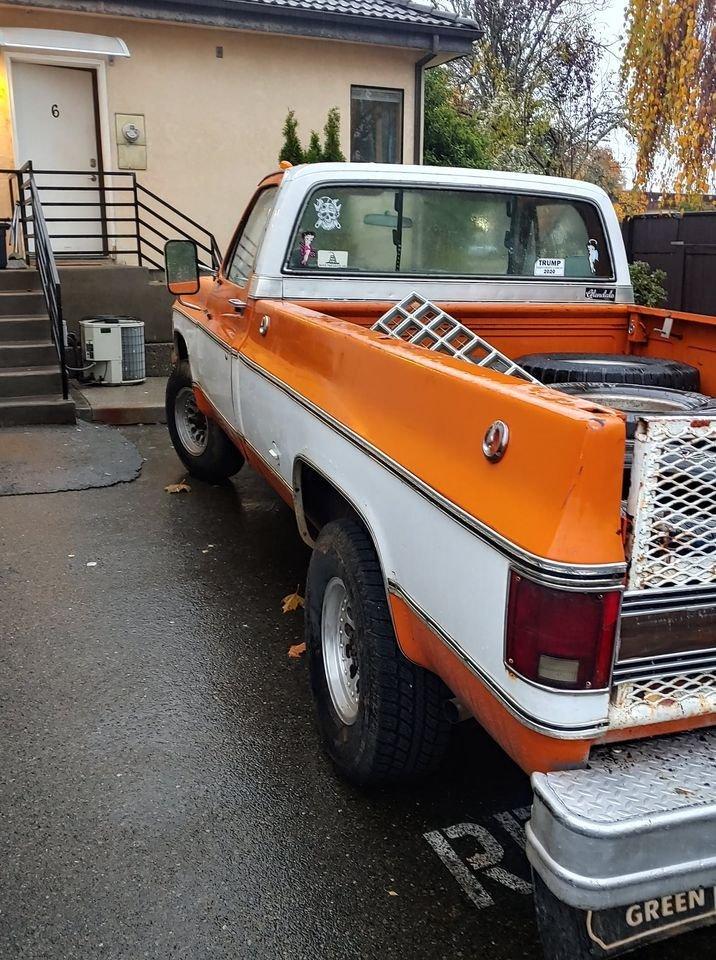 1974 Chevrolet Silverado