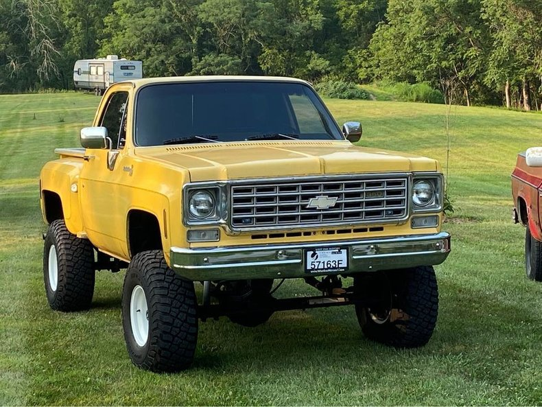 1978 Chevrolet 1-1/2 Ton Pickup