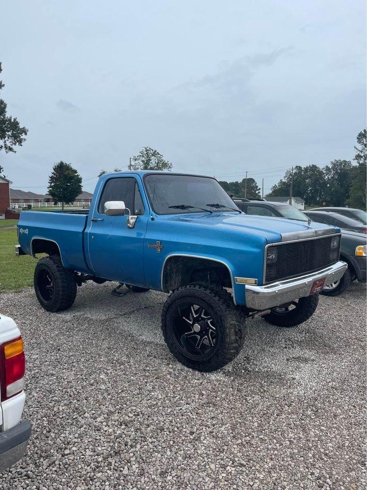 1982 Chevrolet K-1500