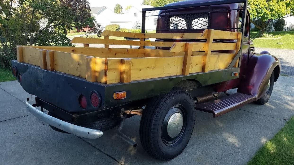 1938 Ford 1-Ton Pickup