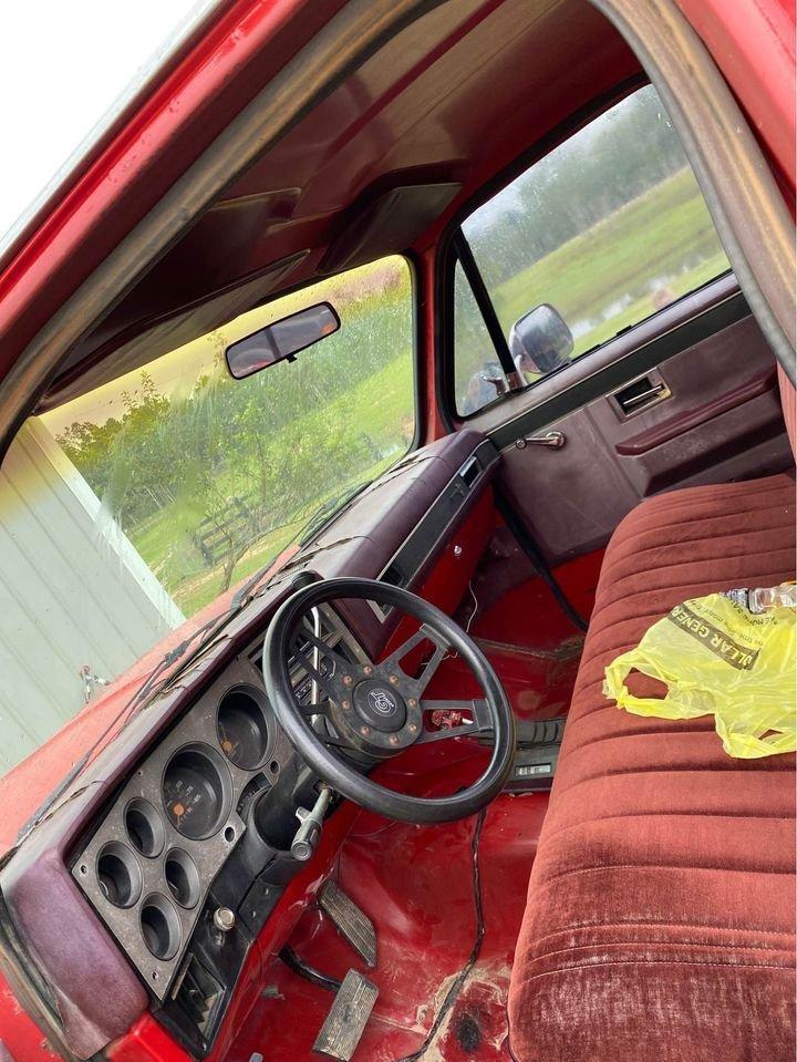 1983 Chevrolet Silverado