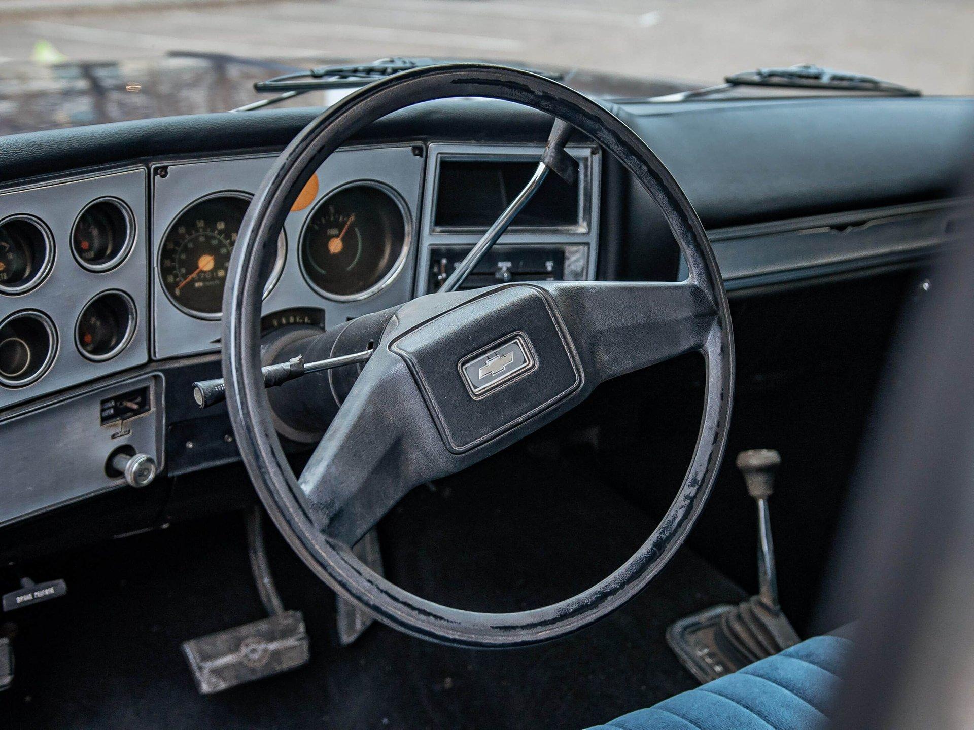 1978 Chevrolet K-10