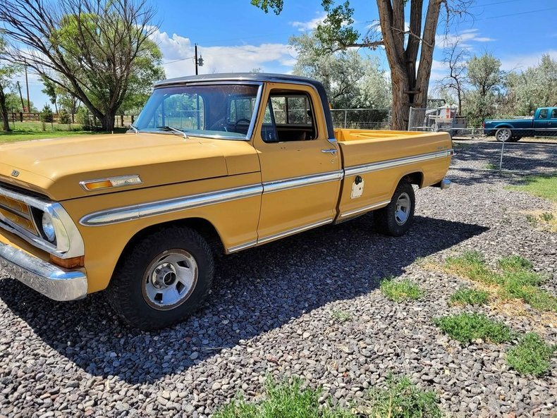 1971 Ford F1