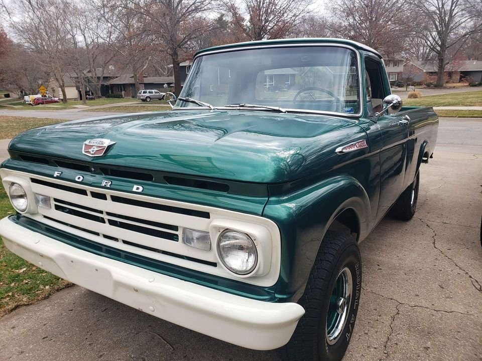 1962 ford f1