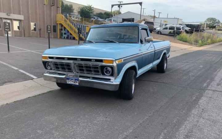1977 Ford F1