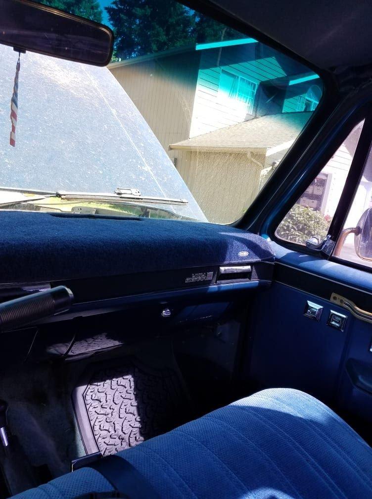 1985 Chevrolet 1500