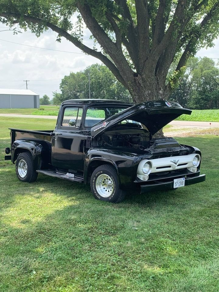1956 ford f1