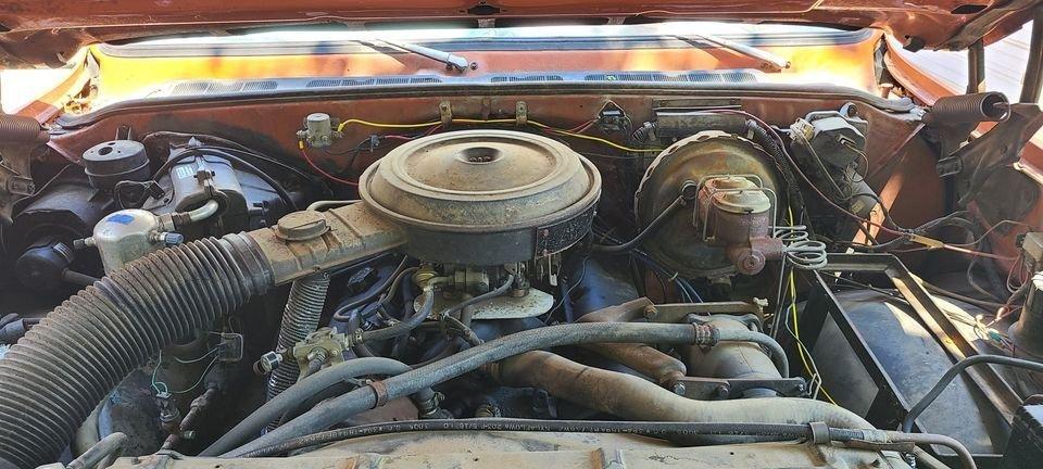 1976 Chevrolet K20