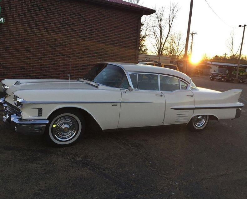 1958 Cadillac DeVille