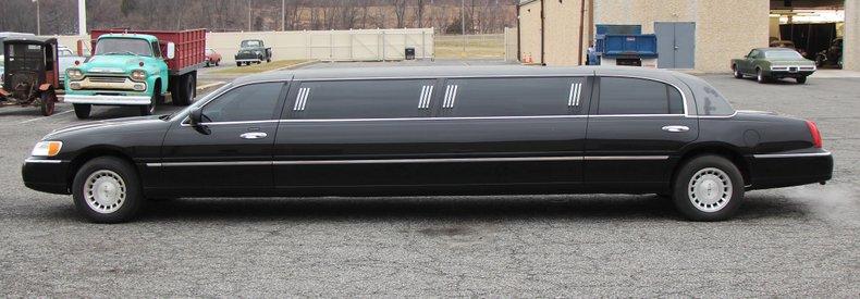 1999 Lincoln Continental 2