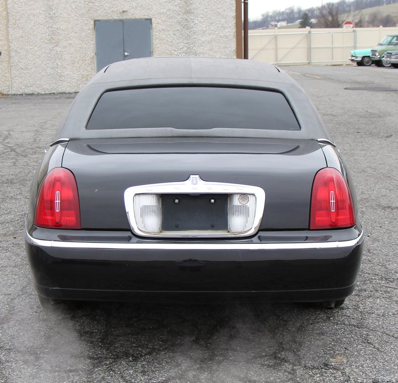 1999 Lincoln Continental 4