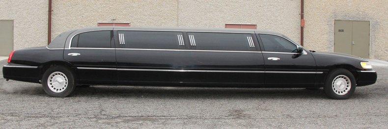 1999 Lincoln Continental 6