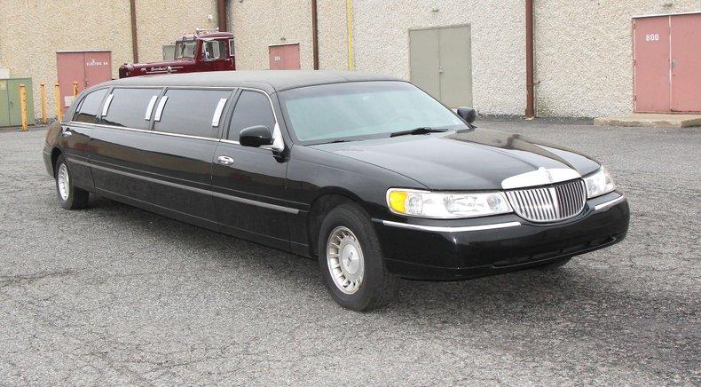 1999 Lincoln Continental 7