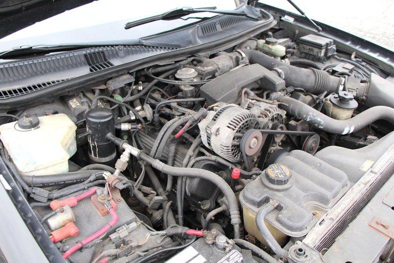 1999 Lincoln Continental 12