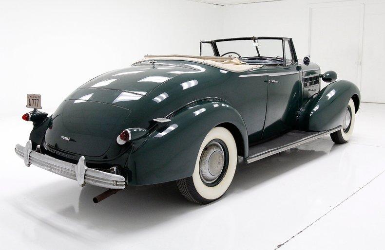 1936 Cadillac Fleetwood 6
