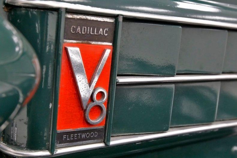 1936 Cadillac Fleetwood 14