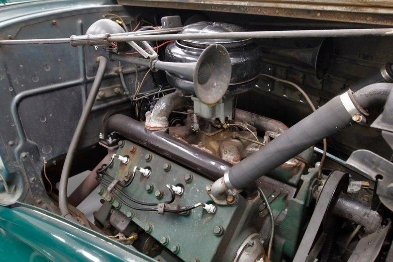 1936 Cadillac Fleetwood 18