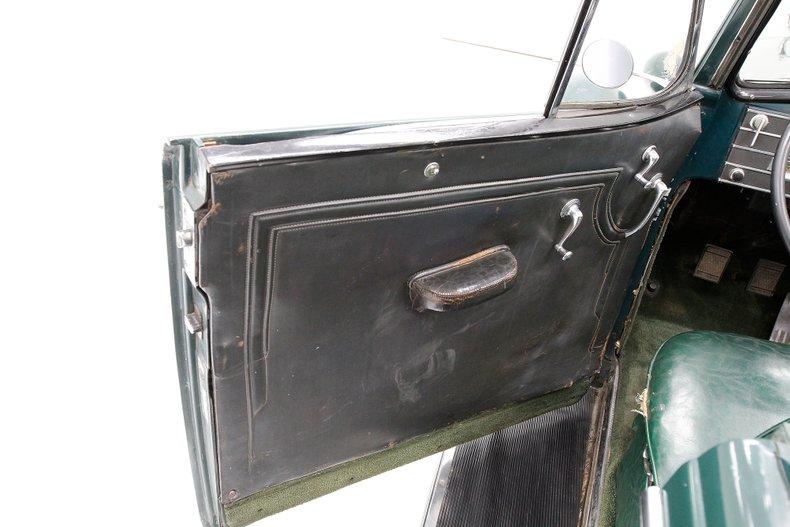 1936 Cadillac Fleetwood 25