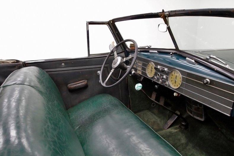 1936 Cadillac Fleetwood 28