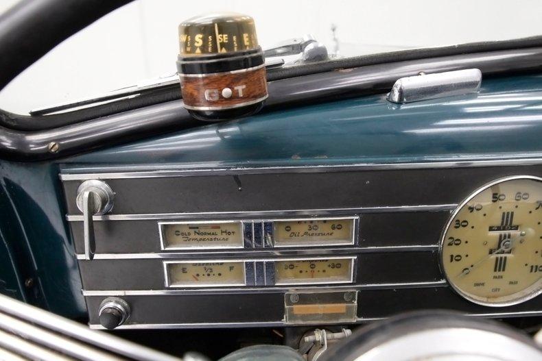 1936 Cadillac Fleetwood 30