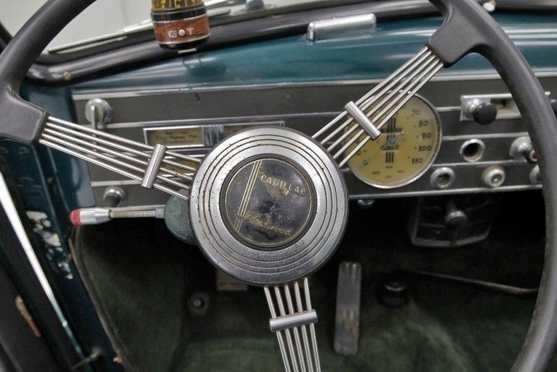 1936 Cadillac Fleetwood 31