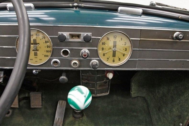 1936 Cadillac Fleetwood 33
