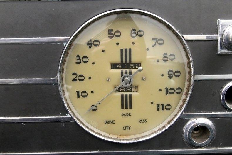 1936 Cadillac Fleetwood 32