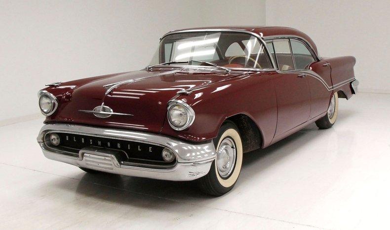 1957 Oldsmobile 98 1