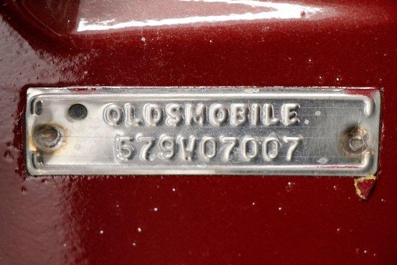 1957 Oldsmobile 98 54