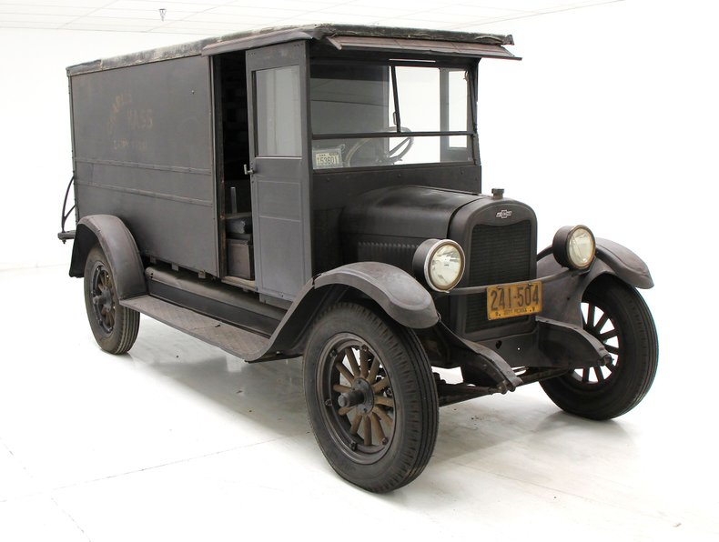 1926 Chevrolet Superior K 6