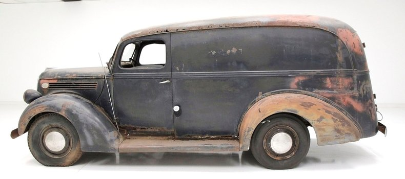 1939 Ford Panel Delivery 2