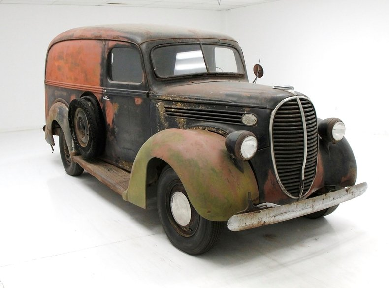 1939 Ford Panel Delivery 6