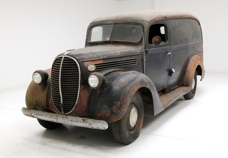 1939 Ford Panel Delivery 1
