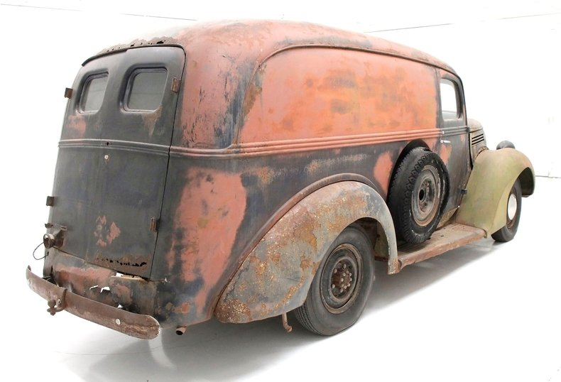 1939 Ford Panel Delivery 5