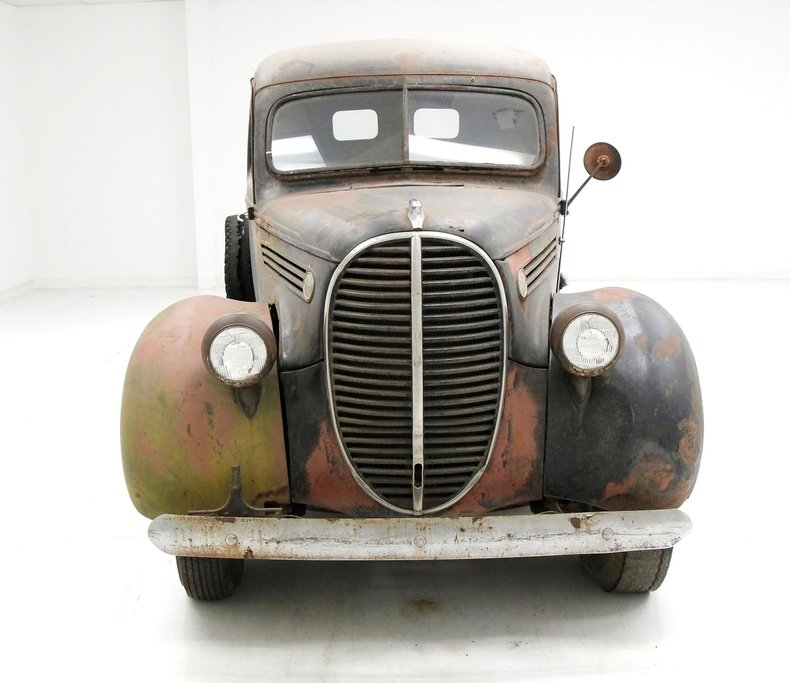 1939 Ford Panel Delivery 7