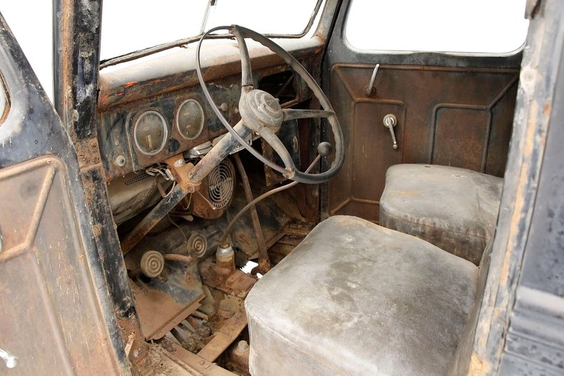 1939 Ford Panel Delivery 27
