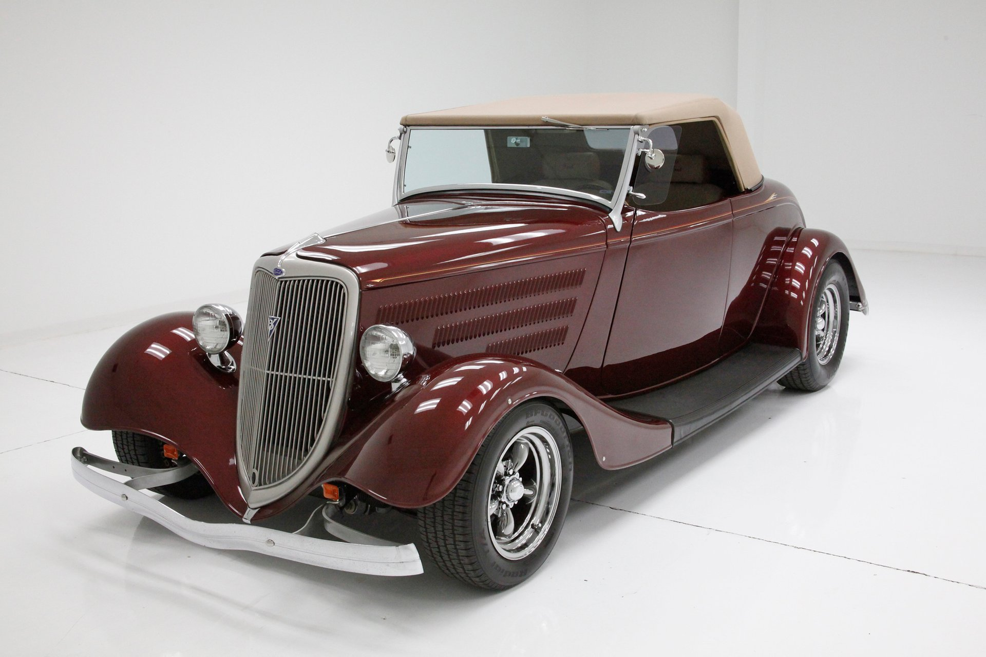 1934 Ford 40 Roadster